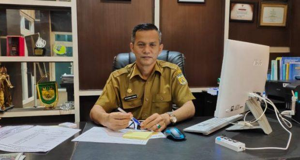 Kadis Koperasi UKM dan Perdagangan Kota Banda Aceh